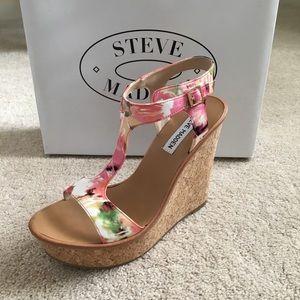 New Steve Madden Wedge Sandals